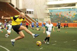 Объявлена дата проведения ежегодного турнира среди финансистов и их партнеров по мини-футболу «Кубок БизнесДром – ЕЮС 2019»