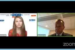 Представители ЦБ РФ, Минэкономразвития России, СРО «МиР» ответили на вопросы участников осеннего MFO RUSSIA FORUM в формате блиц-интервью